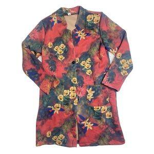 Daisy street floral blazer